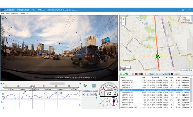 автомобильный видеорегистратор xiaomi yi smart dash camera black