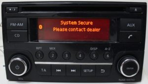 Magnitola_nissan_system_secure