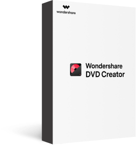 Wondershare DVD Creator box