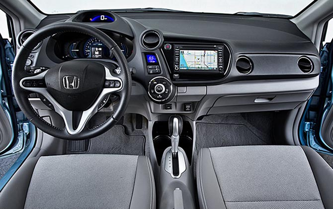 Honda Insight.